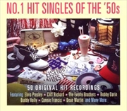 No 1 Hit Singles Of The 50's | CD