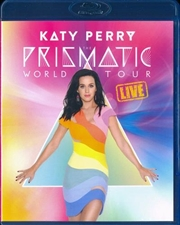 Prismatic World Tour | Blu-ray