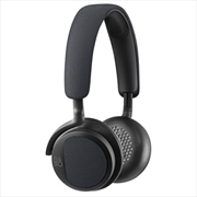 Bang & Olufsen H2 On Ear Headphones - Carbon Blue