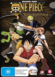 One Piece Voyage - Collection 1 - Eps 1-53