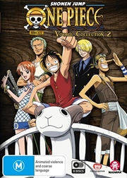 One Piece Voyage - Collection 2 - Eps 54-103