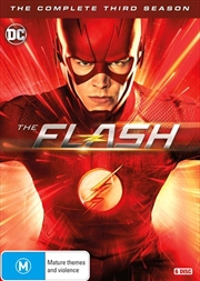 Flash - Season 3, The | DVD