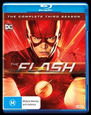 Flash - Season 3, The | Blu-ray