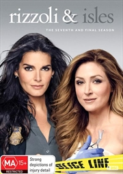 Rizzoli and Isles - Season 7