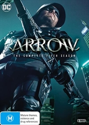 Arrow - Season 5 | DVD