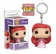 Ariel Gown Pop Keychain