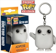 Adipose Pop Keychain | Accessories