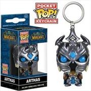 Arthas Pop Keychain