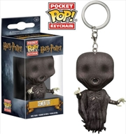 Harry Potter - Dementor Pocket Pop! Keychain
