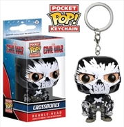 Crossbones Pop Keychain | Accessories
