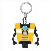 Claptrap Pop Keychain