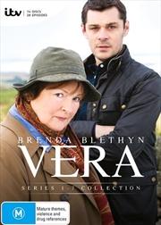 Vera - Series 1-7 | Boxset