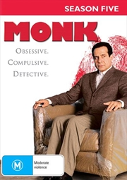 Monk - Season 05 | DVD