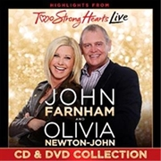 Two Strong Hearts (Deluxe Edition) | CD/DVD