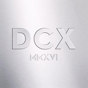 DCX MMXVI | CD/DVD