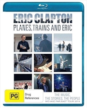 Planes Trains And Eric | Blu-ray