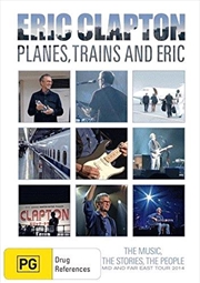 Planes Trains And Eric   DVD