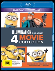 Despicable Me | UV - Franchise Pack