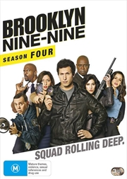 Brooklyn Nine-Nine - Season 4 | DVD