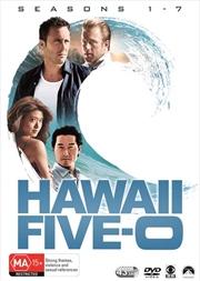 Hawaii Five-0 Boxset - Season 1-7 | DVD