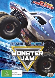 Monster Jam The Series - Volume 2 | DVD