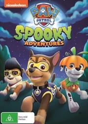 Paw Patrol - Spooky Adventures | DVD