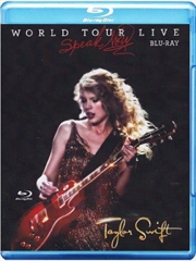 Speak Now World Tour Live | Blu-ray