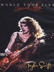 Speak Now World Tour Live | DVD