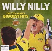 Willy Nilly - The 12th Man's Biggest Hits | CD