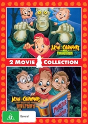 Alvin and the Chipmunks: Meet Frankenstein/Meet the Wolfman