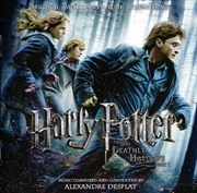 Harry Potter - The Deathly Hallows (original Motion Picture Soundtrack) | CD
