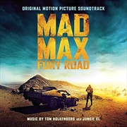 Mad Max- Fury Road (original Motion Picture Soundtrack) | CD
