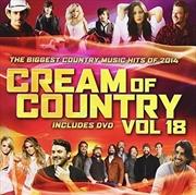Cream Of Country Vol. 18 (cd/dvd)