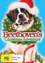 Beethoven's Christmas Adventure | DVD