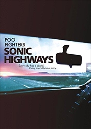 Sonic Highways 2015 | DVD