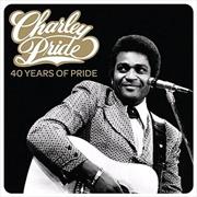 40 Years Of Pride (2cd) 2013 | CD
