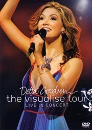 Delta Goodrem- The Visualise Tour Live In Concert