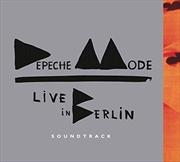 Live In Berlin Soundtrack   CD