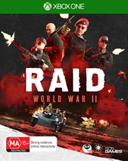 Raid World War 2 | XBox One