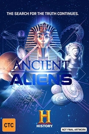 Ancient Aliens - Season 1-10 | Collection