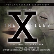 X-Files- A 20th Anniversary Celebration