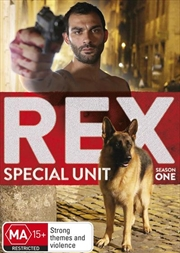 Rex Special Unit - Season 1