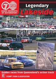 Magic Moments Of Motorsport - Legendary Lakeside