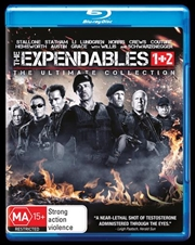 Expendables: 1-2 | Blu-ray