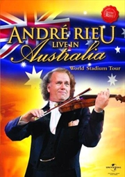 Andre Rieu - Live In Australia [pal Format]