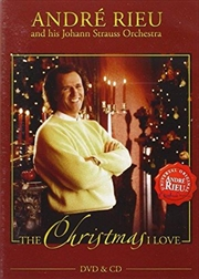 Christmas I Love | DVD