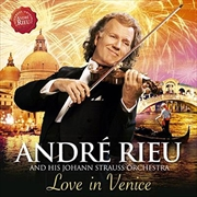 Love In Venice | CD