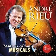Magic Of The Musicals | CD