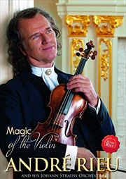 Magic Of The Violin 2015 | DVD