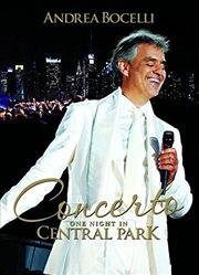 Concerto-one Night In Central Park